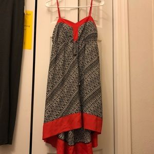 Hi-low sundress